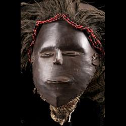 Masque Lunda Mwana Pwevo