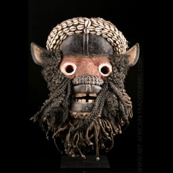 We Guere Warrior Mask -...