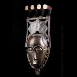 Masque Yohouré Kokole Kwain...