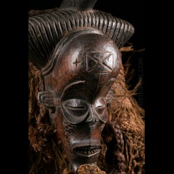 Cihongo Chokwe Mask - SOLD OUT