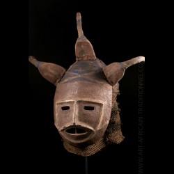 Chokwe Luchazi Kalulu mask...