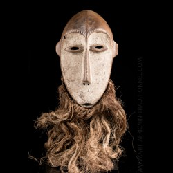 Masque Lega Idimu du Bwami...