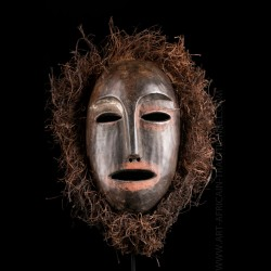 Masque Ndaaka / Forêt d'Ituri