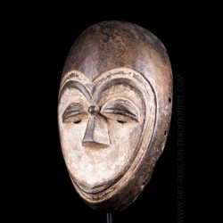 Kwele Pibibuze mask - SOLD OUT