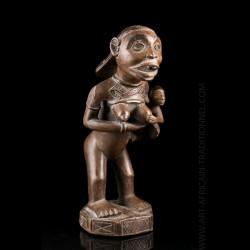 Phemba Maternity Figure Kongo