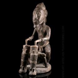 Baule ancestor figure...