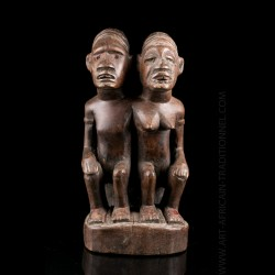Couple of figures Kongo...