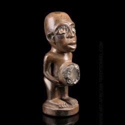 Nkishi fetish figure Kongo...