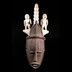 Authentic Omotopkokpo mask...