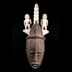 Masque africain Omotokpokpo...
