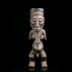 Ritual figure - Kusu - Congo