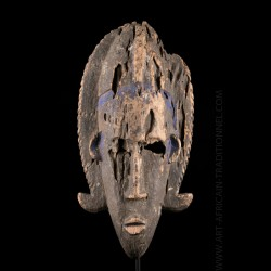 Bambara mask of Koré