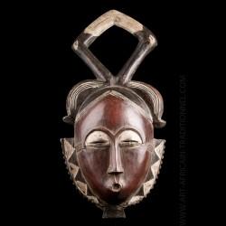 Lomane Yohoure mask