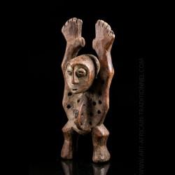 Natte Katanda Lega figurine...