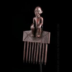 Peigne Chokwe Luena - VENDU