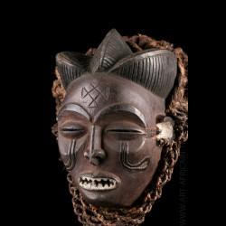 Masque Chokwe Pwo - VENDU
