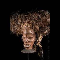 Masque Chokwe Ci Hongo