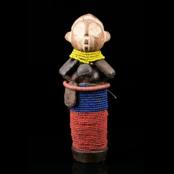 Anthropomorphic doll- Sukuma - Tanzania - SOLD
