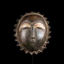 Masque africain Baoulé - VENDU