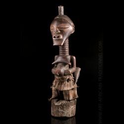 Nkisi Songye figure