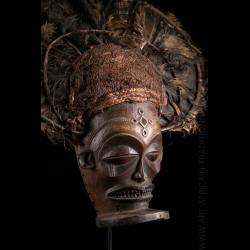 Masque Chokwe Mukishi Wa Ci...