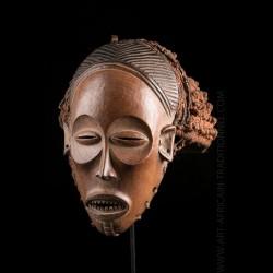 Masque Chokwe Mwana Pwo