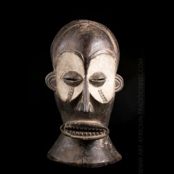 Masque Chokwe Chihongo