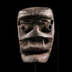 Masque Glé Bété Galerie Art Africain