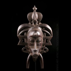 Senoufo Kpeliye mask - SOLD...