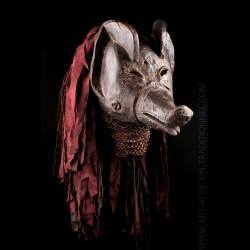 Chokwe Mwana Ngulu mask -...