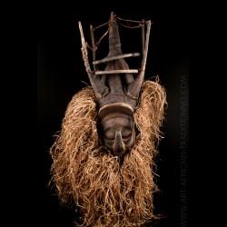 Masque Yaka Ndeemba