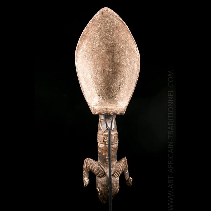 Cuillère Baoulé Wakemia Galerie Art Africain