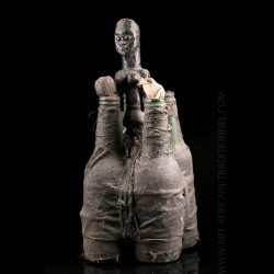 Fétiche Fon Bénin Galerie Art Africain
