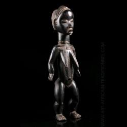 Statuette Dan Lü Me Galerie Art Africain