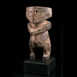 Statuette Zande du Mani -...