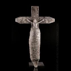 Croix fétiche Fon - VENDU
