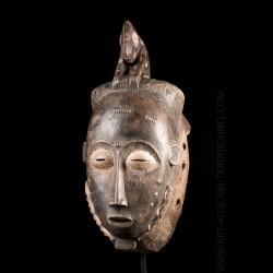 Masque Baoulé Mblo