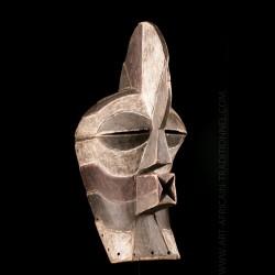 Songye Kifwebe Kilume mask...