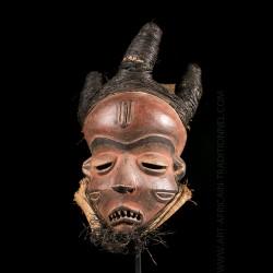Masque Pende Mbuya Fumu Jia...