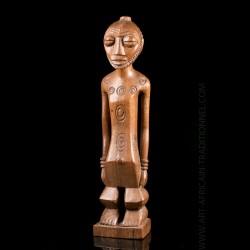 Statue coloniale Hemba
