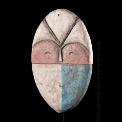 Masque de case Mbole - VENDU