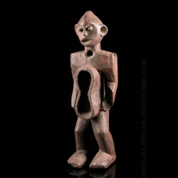 Statue coupe Koro