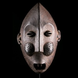 Suku Circumcision mask -...