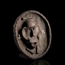 Ceremonial mask Bulu