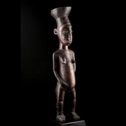 Statue d'ancêtre Mangbetu -...