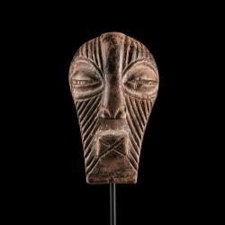Masque de case Songye