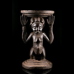 Luba cariatidic Lupona stool