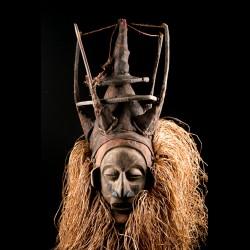 Masque Yaka Ndeemba Kholuka