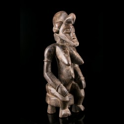 Senoufo Katyelo figure