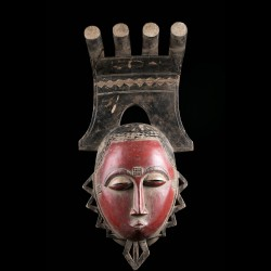 Kokole Kwain mask of the...